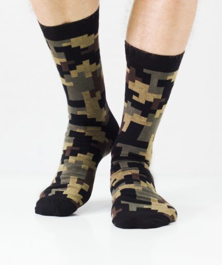 Camo-mensocks