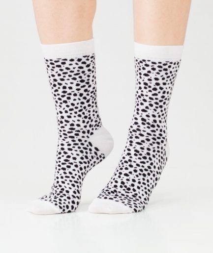 Dalmatian-womensocks