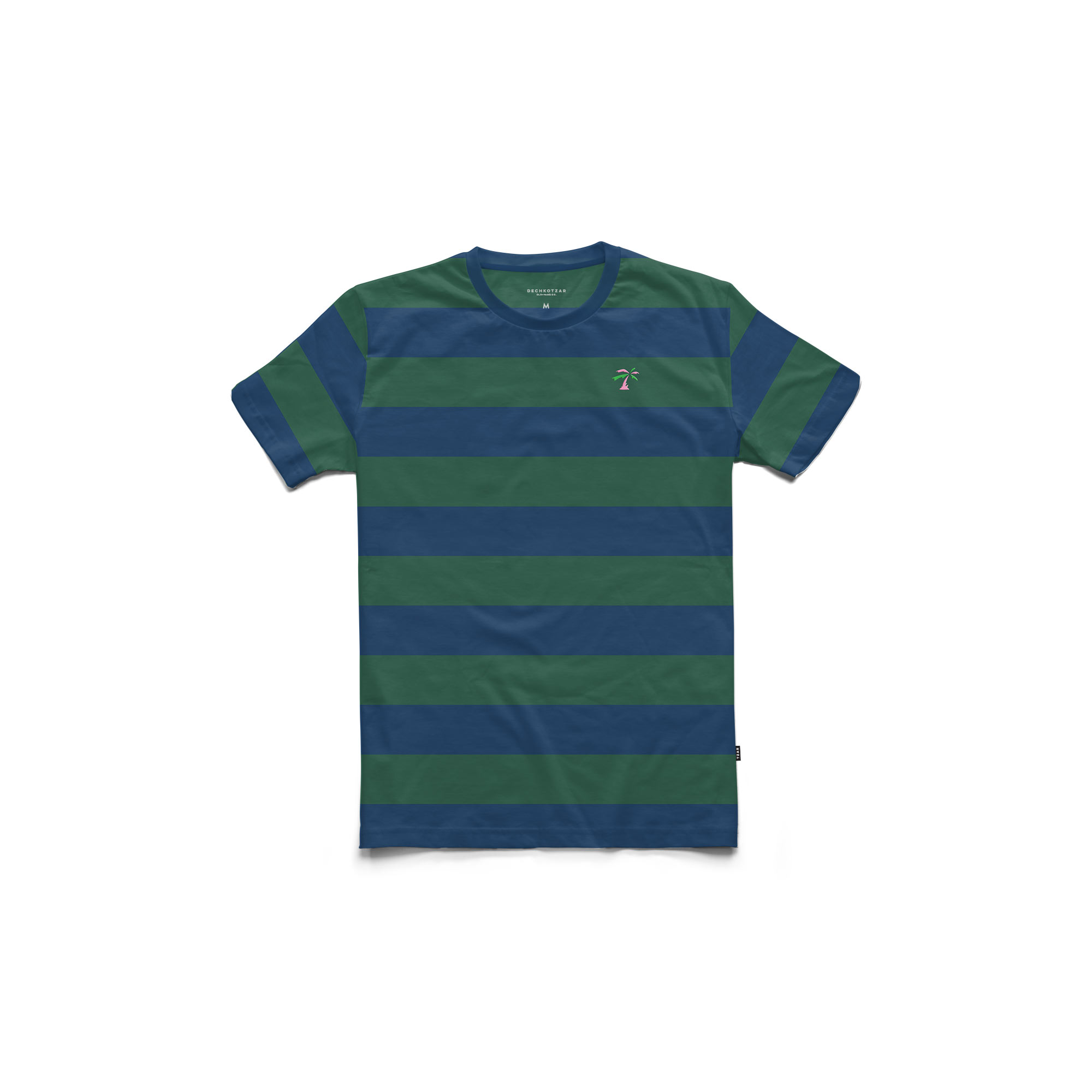 9206c08e0 Palm Stripes, men's t-shirt - DechkoTzar