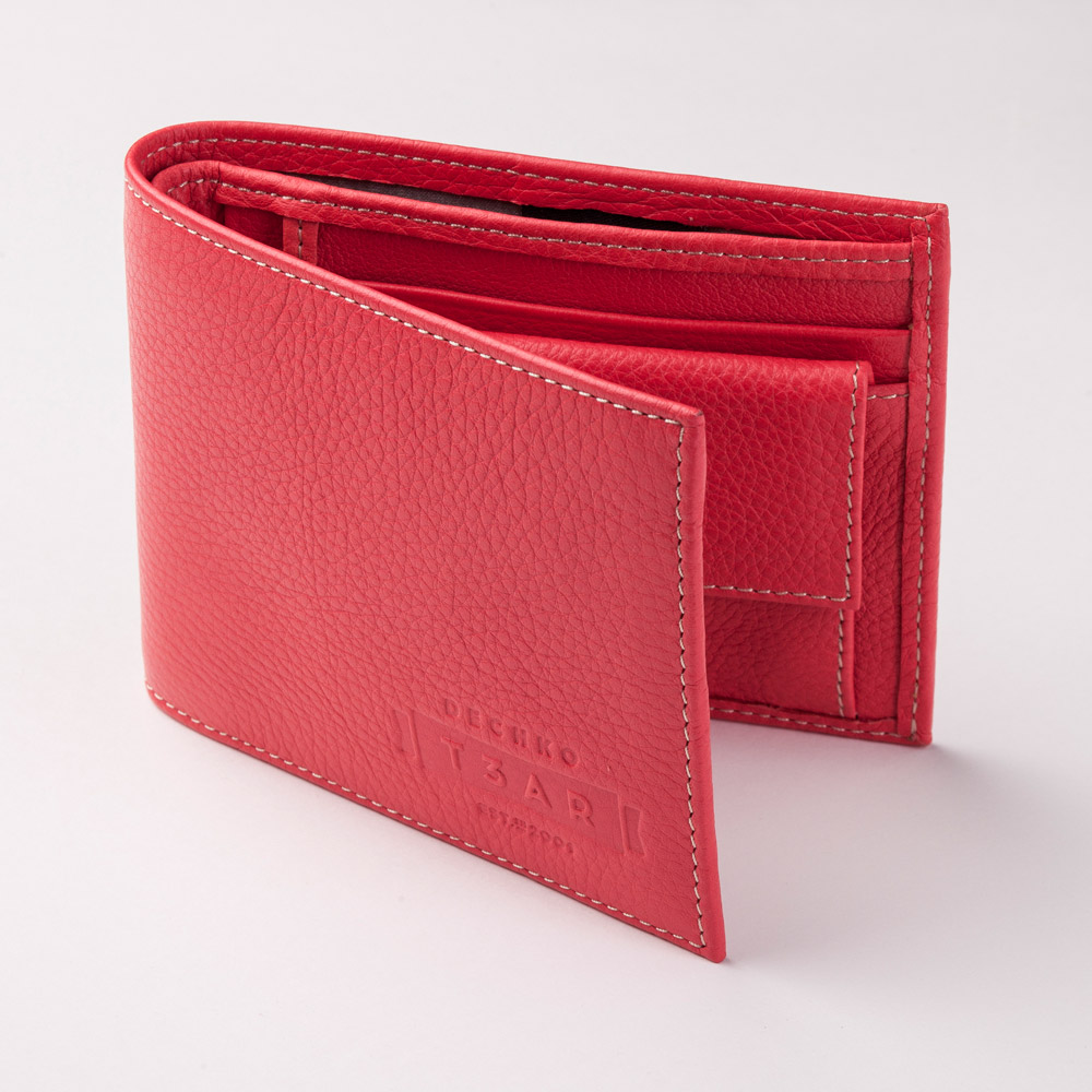 73f080feca07 Red Leather Wallets | Stanford Center for Opportunity Policy in ...